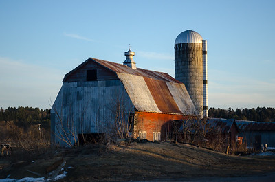 Vermont Farms and Barns