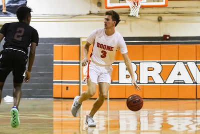 Boys Varsity Basketball - 2019