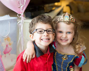 Olivia's 4th Birthday Party!