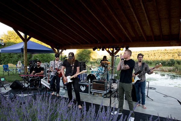 2017 Music In The Vines, Gilbert Cellars Hackett Ranch