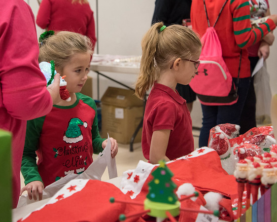 ICS Santa's Workshop 2018