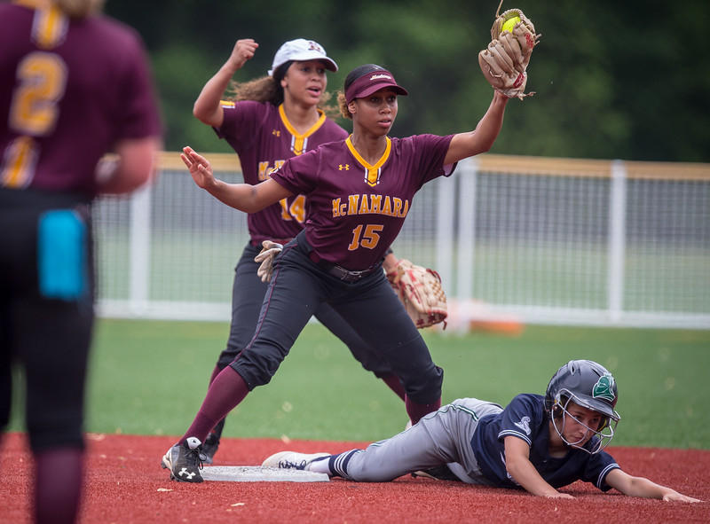 HS Softball 19: McNamara vs. St. Mary's Ryken - WCAC Semi-final