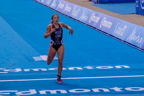 Under 26 Women Supersprint Tiathlon