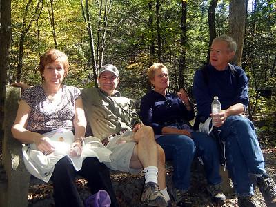 Bushkill Falls - Fall 2010