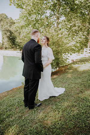 Leah & Latham Wedding