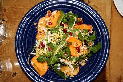 NYE Dinner at Ramblas -  Spanish Tapas - 2006