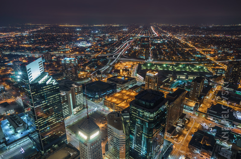 Downtown South - Minneapolis and 35W