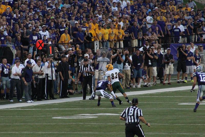 2013 Bison Football - Kansas State 139.JPG