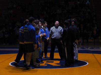Varsity Wrestling 1/29/14
