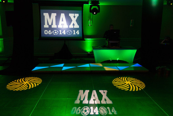 Max's Bar Mitzvah Sneak Peek