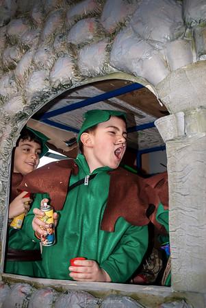 Carnevale di San Terenzo - La Spieza