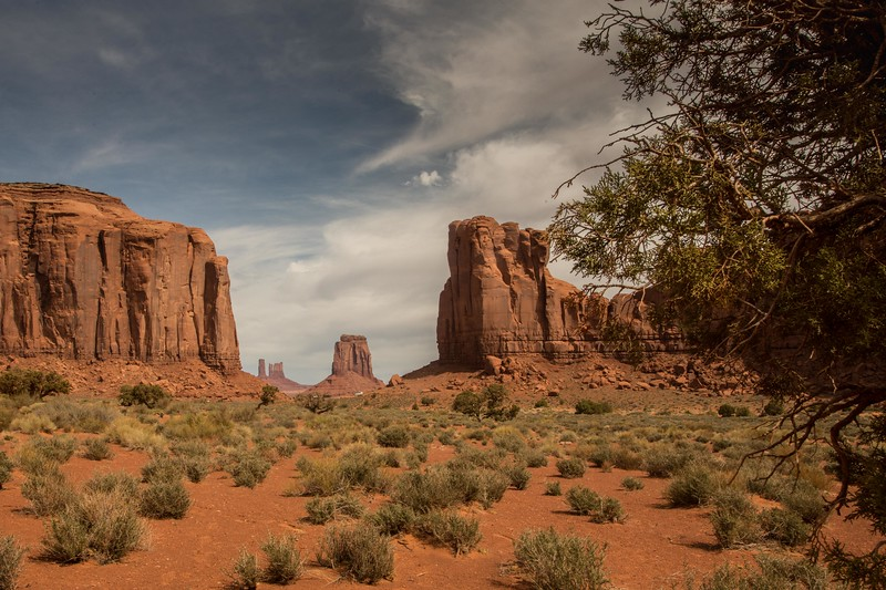 North Window, Monument Valley