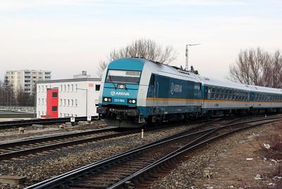 Class 223 (Siemens EURO RUNNER)