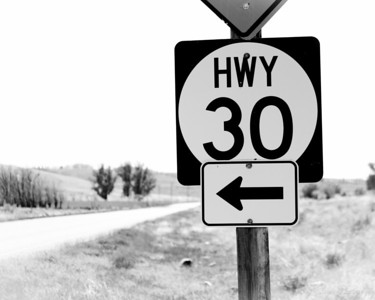 Old Highway 30