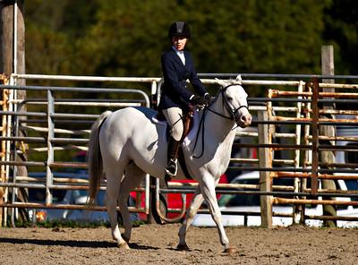 4H Districts 09/17/11 Hunter Under Saddle Ponies
