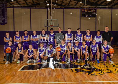 Basketball - JH Boys