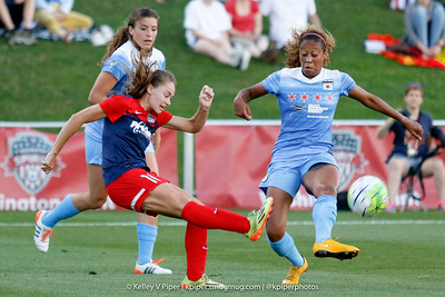 Washington Spirit v Chicago Red Stars (9 Jul 2016)