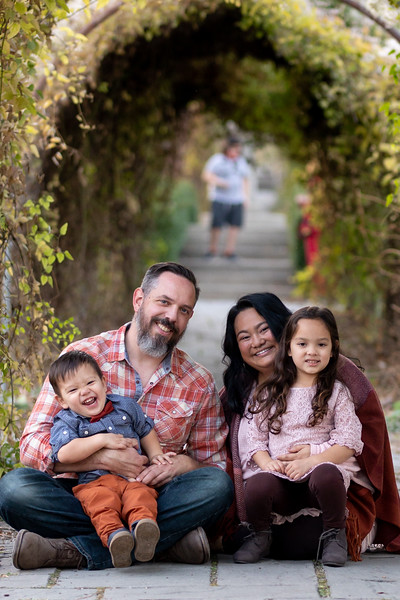 Family Shoot // Hellman Family 2020