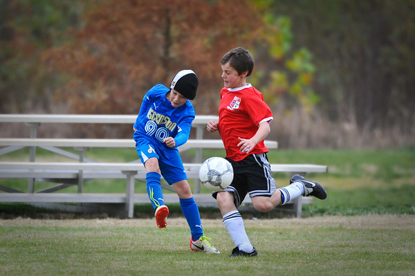 Ascension Soccer League Play Nov. 2012
