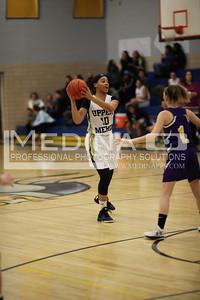 UM Girls Varsity Basketball vs Upper Moreland