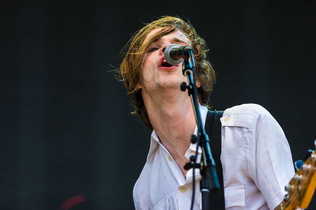 . Palma Violets at Lollapalooza