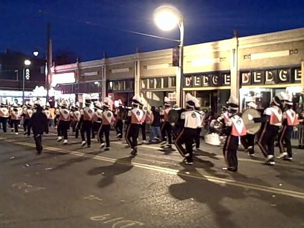 Fairley High Band, Parade.jpg