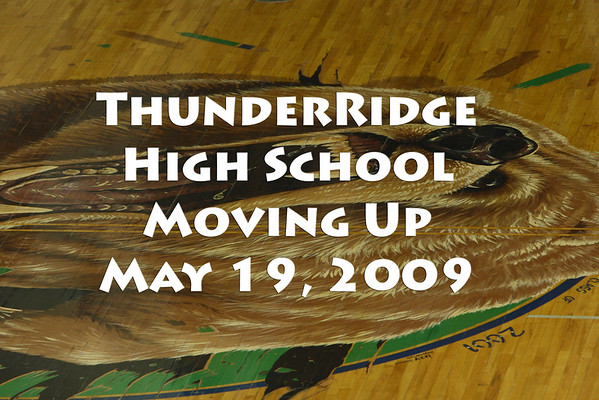 2009 Moving Up 05/19/09