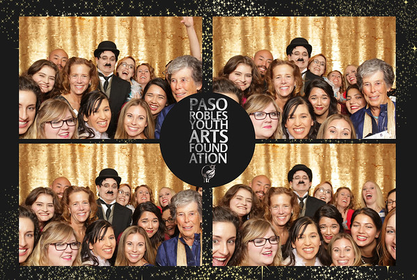 PRYAF Dining with the Arts