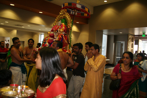 4th Anniversary Celebrations - Day 2 - Religious - Noon