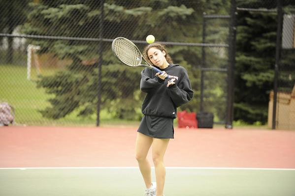 10-02-2009 Glen Rock HS Girls Tennis