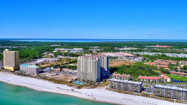 Grand Panama Beach Resort, Panama City Beach, Florida