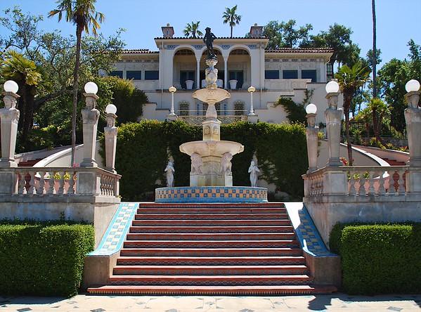 San Simeon & Hearst Castle 2011-05 - 54 public photos