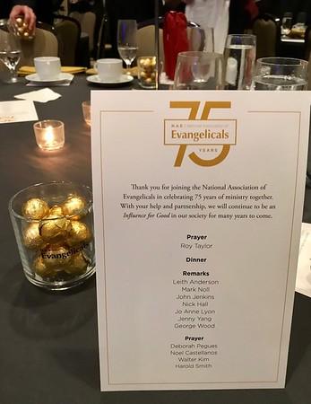 NAE 75th Anniversary Oct 2018