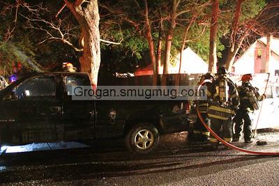 Arson Car Fires 7/15/12