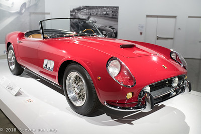Peterson Auto Museum, Feb 25, 2018
