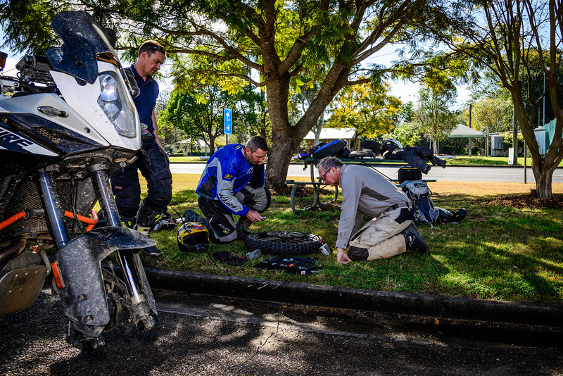 2013 Tony Kirby Memorial Ride - Queensland-73.jpg