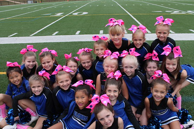 Hammond Falcons Cheer 2016