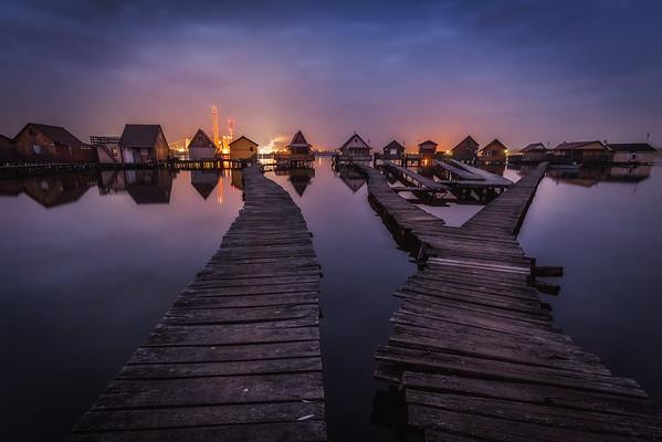 Bokod Lake