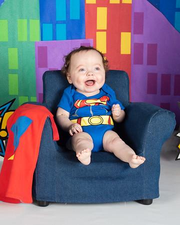 superhero smiles