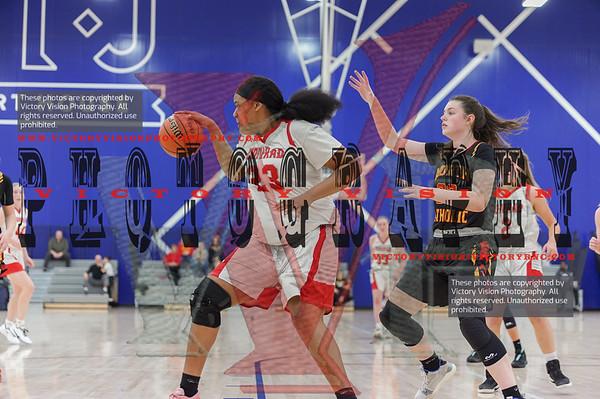Conrad Schools of Science (DE) Girls Varsity Basketball 12-13-19 | She Got Game