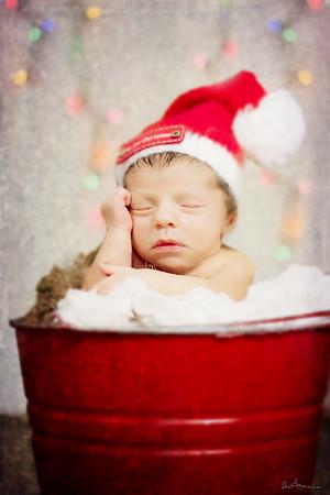 Baby Morgan Arthur