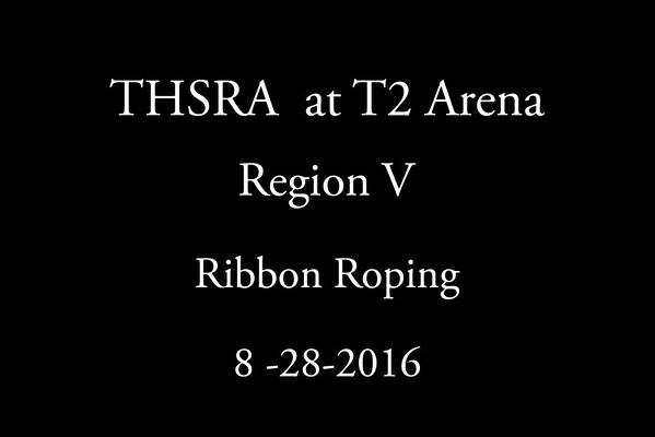 Sunday 'Ribbon Roping'