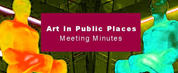 Art In Public Places August 2012