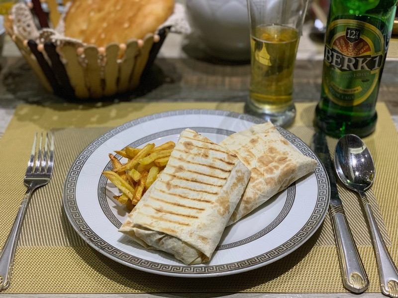 food inTurkmenistan