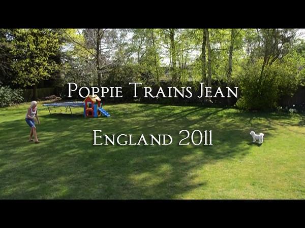 Poppy Trains Jean - 2011