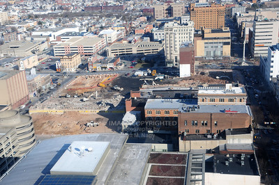 01/20/12 Allentown Arena Site Razing