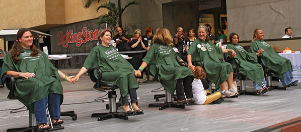 46 Momma's Brave Shave 2010