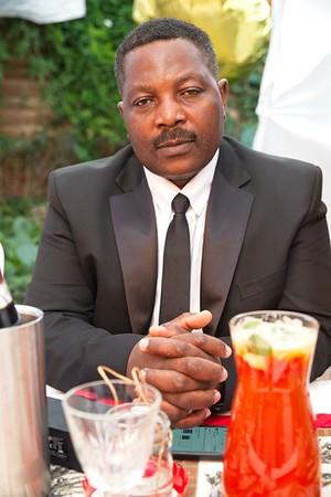 George Kufa @ 50