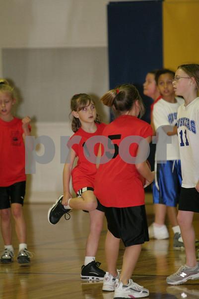 2-3 Girls-Higginsville Rotary vs Odessa Weaver 1-12-08