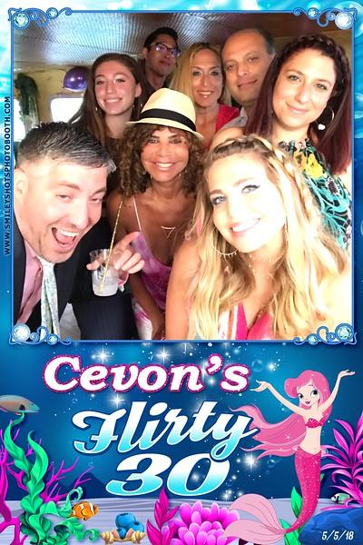 Cevon's 30th Birthday